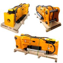 Wholesale High quality breaker excavator hydraulic rock hammer hydraulic  stone breaker