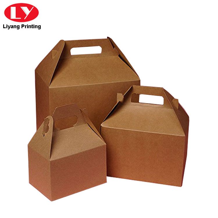 Cookie Paper Box Handle