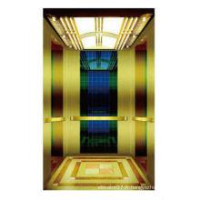 Ascenseur élévateur de luxe haut de gamme avec petite machine-salle
