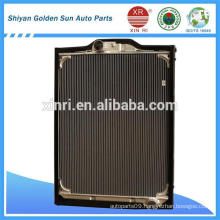 Dongfeng HeavyTruck Radiator 1301010-N48 with Plastic and Aluminum Material