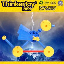 Plástico juguetes educativos y intelectuales para niños