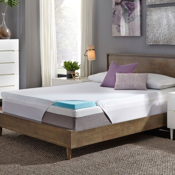 Surmatelas Comfity abordable en mousse de gel King