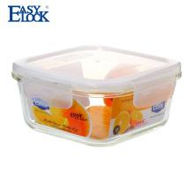 Recipiente de almacenamiento de alimentos de vidrio de especias de calidad alimentaria China al por mayor