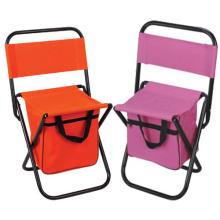 Sillas de refrigerador plegables de picnic con respaldo (SP-106)