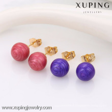 90567 Xuping Jewelry Promotion Fashion Stud Earrings