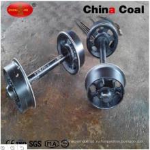 Китай угля 600мм/762мм/900мм Литой стали железной дороги добыча колеса автомобиля