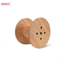 Wooden Wire Cable Reel Bobbin