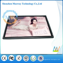 19 inch desktop or wall mount LCD HD big size photo frame digital