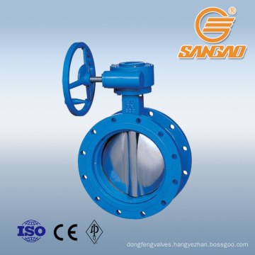 DN900 fisher 7600 butterfly valve cad drawings