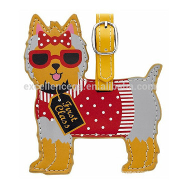 animal luggage tags as promotion gift