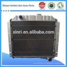 Детали двигателя DCECE 4BT Радиатор для грузовых автомобилей 1301D5-010 для грузового автомобиля Dongfeng T-Lift