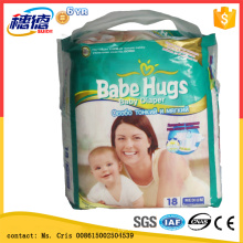 Wholesale Dry Suface Extra Protection Cheap Baby Diapers