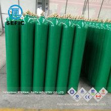 SEFIC DOT3AA / ISO9809-3 2L-80L water capacity nitrogen / Oxygen / Acetylene / Argon gas cylinder price