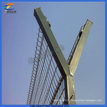 Hot Dipped Galvanized Security Airport Fence (CT-3)