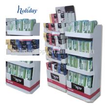 Quiosque da alameda da exposição para a escova de dentes, suporte da escova de dentes, exposição do quiosque do shopping