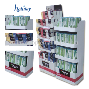 Kiosque de centre commercial d'affichage pour la brosse à dents, support de brosse à dents, affichage de kiosque de centre commercial