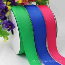 Polyester Satin Grosgrain Organza Ribbon for Garments, Gifts, Bags Byr100001