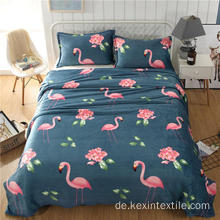 Cartoon entwirft Flanellvlies-Babydecke