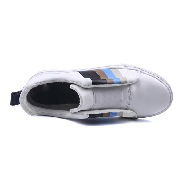 two colors design shoes