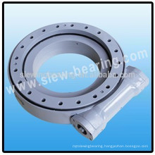 High Quality Small Slew Drive hydraulic track drive SE25