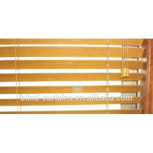 natural style Faux wood blind new design