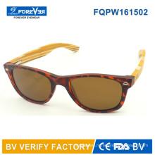 Fqpw161502 хорошее качество красочный бамбука храм солнцезащитные очки