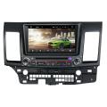 Android 7.1 voiture dvd gps pour Mitsubishi Lancer
