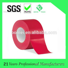 Hotsell Package Adhesive Duck Cloth Duct Tape with Rubber