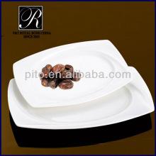 nice and weight design rectangular plate PT-0323