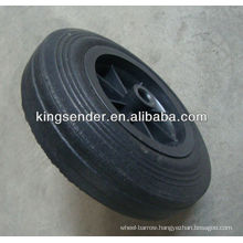 high temperature rubber wheel