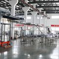 Fully automatic can juice filling machine packing line