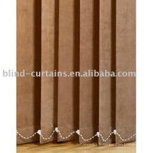 Rideau de tissu vertical à grande vente