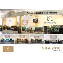 Feria internacional de muebles y accesorios para el hogar de Vietnam 2016