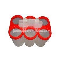 Adaptabilidad Personalizado Producto Plástico Caja de embalaje Molde