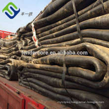 Rubber Ship Boat Floating Airbag Pontoon for salvage and floating