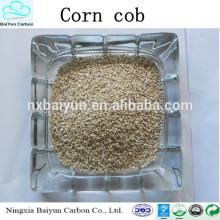 polishing/abrasive/oil remove corn cob grits