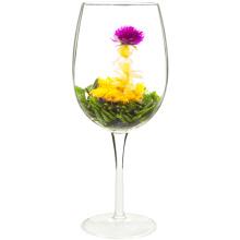 Blühende Tees des natürlichen Jasmins mit Soem-Frucht-Aroma und Paket