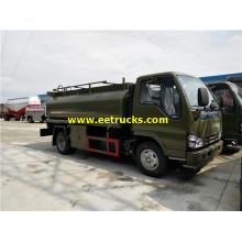 3000 gallons ISUZU Fuel Tank Trucks