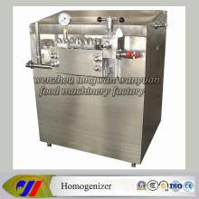 High Pressure Milk Homogenizer 25MPa Pressure