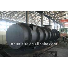 Tubo de la estructura de dragado (USB-2-013)