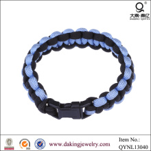 2013 Product Bracelet en tissu Vive Braided Braided Survive Bracelet