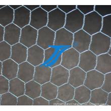High Quality Low Price Galvanized Hexagonal Wire Mesh