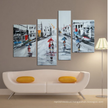 Decorative Canvas Abstract Oil Painting