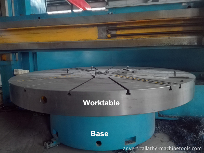 Twin Spindle Vertical Capstan Lathe