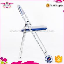 Nouvelle chaise de chambre en métal de Sionfur de degsin Qingdao