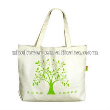 fashion cotton shopping bag