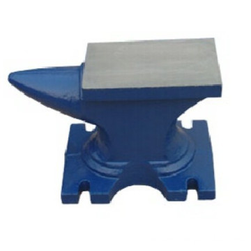 Cast steel adjustable anvil