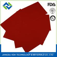 Wholesale silicone tissu isolation thermique silicone enduit tissu de fibre de verre