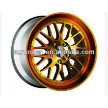 Liga de zinco Die Casting Wheel