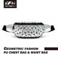 Customised Tourism Shoulder Bags Multi Pocket Waist Pack